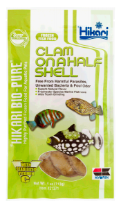Hikari Clam On A Half Shell