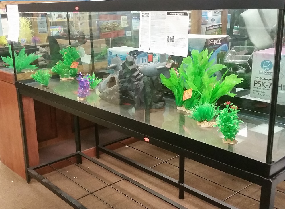 Monster Aquariums
