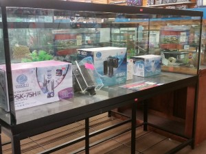 Monster aquariums pet world and the aqua shoppe for 180 gallon fish tank