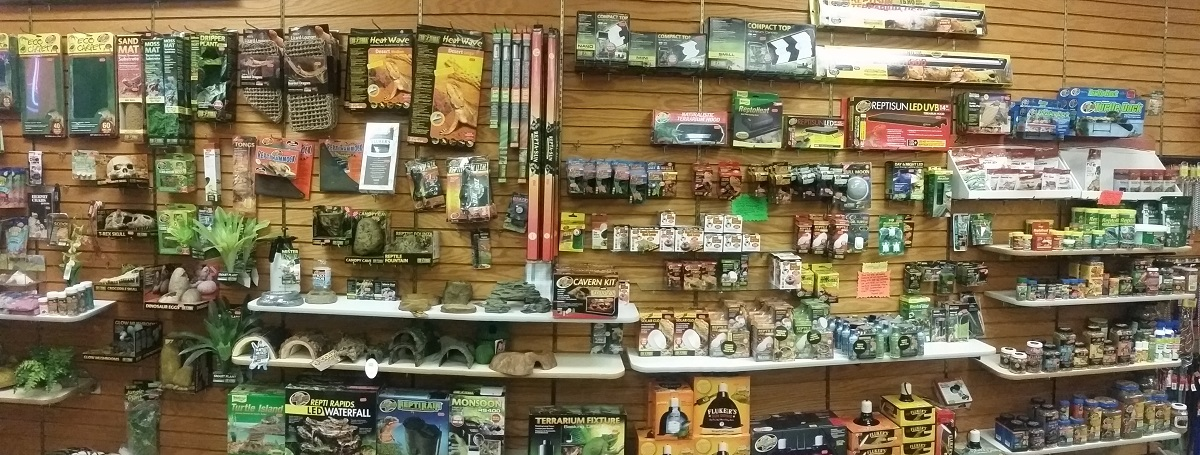 Pet World And The Aqua Shoppe Reptile Products And Supplies